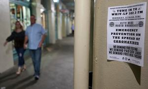 US expert, NY mayor favour national lockdown