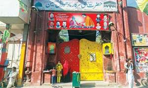 Madhu Lal's Urs cancelled, shrine closed