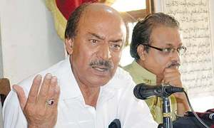 Khuhro says Centre failed to form comprehensive policy to combat coronavirus threat