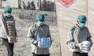 Health emergency declared in Balochistan