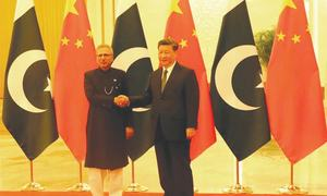 China will always stand by Pakistan, says President Xi