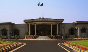 اسلام آباد ہائیکورٹ کے چیف جسٹس کا نیب پر ججز کو بلیک میل کرنے کا الزام