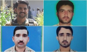 4 military personnel martyred during operation on militant hideout in North Waziristan: ISPR