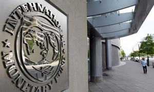 IMF suggests intervention to calm markets