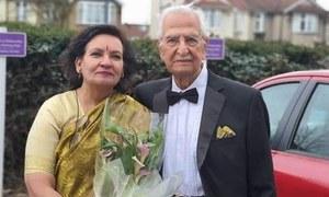کورونا وائرس کا خطرہ اور 100 سالہ برطانوی شخص کی شادی