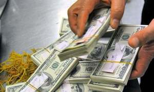 Hot money outflows climb to $1.3bn