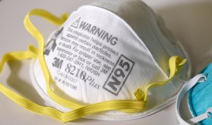 'N95 masks and personal protective equipment kits are not meant for general public'
