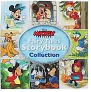 Book review: Mickey & Friends: Fairy Tales Storybook Collection