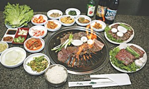 EPICURIOUS: THE BEST OF KOREAN FOOD