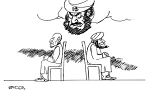 Cartoon: 22 March, 2020