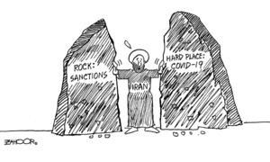 Cartoon: 23 March, 2020