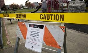چین، اٹلی کے بعد امریکا کورونا وائرس سے متاثرہ تیسرا بڑا ملک قرار