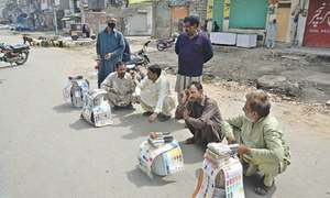 Lockdown means no work for labourers for 14 days