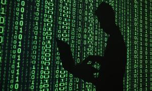 Internet use sees sharp spike