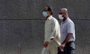 کورونا وائرس: پاکستان میں ایک دن میں 5 اموات، مجموعی تعداد 17 ہوگئی