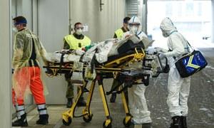 کورونا سے ہلاکتیں 34 ہزار کے قریب پہنچ گئیں، متاثرین 7 لاکھ سے متجاوز