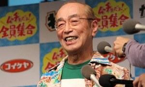 جاپانی کامیڈین کین شمورا کورونا وائرس کے باعث ہلاک