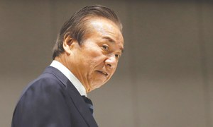 Businessman paid $8.2m by Tokyo Games bid lobbied figure at centre of French probe
