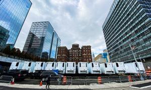 Coronavirus transforms New York as US deaths top 4,000