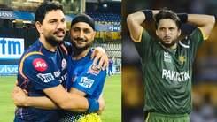 Yuvraj Singh, Harbhajan Singh spark outrage by donating to Shahid Afridi's charity