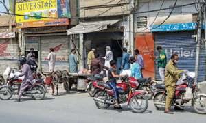 Punjab faces partial shortage of flour, other kitchen items
