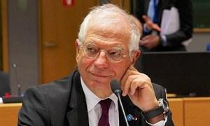 Debt rescheduling high on EU agenda: Borrell