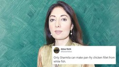 Sharmila Faruqi's recipe for chicken fillet red snapper is going viral