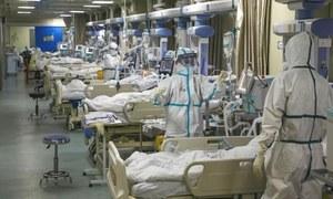 نوول کورونا وائرس کے کیسز کی تعداد میں ایک ماہ میں 9 لاکھ کا اضافہ