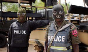 Nigerian man shot dead for flouting virus lockdown