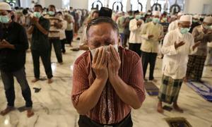 کورونا وائرس: جنوب مشرقی ایشیا میں سب سے زیادہ اموات انڈونیشیا میں ریکارڈ