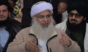 Maulana Abdul Aziz, 6 others booked for violating govt order