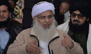 جمعہ کے اجتماع سے متعلق حکم کی خلاف ورزی پر مولانا عبدالعزیز سمیت 6 کے خلاف مقدمہ