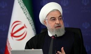 11 اپریل سے چند معاشی سرگرمیاں بحال ہوجائیں گی، ایرانی صدر