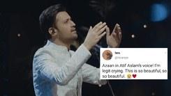 Atif Aslam wins hearts with his recitation of Azaan