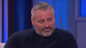 Matt LeBlanc dishes about what to expect from Friends reunion