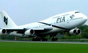 پی آئی اے کا فضائی آپریشن معطل، پائلٹس کا جہاز اڑانے سے انکار
