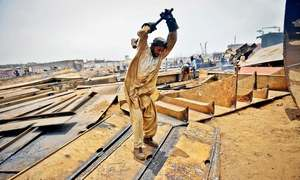 Govt's relief package may not reboot construction