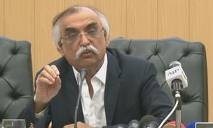 Nausheen Amjad replaces Shabbar Zaidi as FBR chairperson
