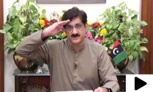 وزیراعلیٰ سندھ کا کورونا وائرس سے جان کی بازی ہارنے والے عبدالقادر سومرو کو خراج تحسین