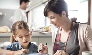 لاک ڈاؤن والدین کے لیے ہوم اسکولنگ منصوبہ بندی کا اہم موقع