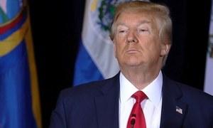 امریکی صدر 'عالمی ادارہ صحت کے چین سے جانبدار' ہونے پر برہم