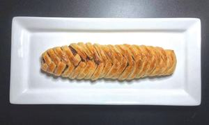 Cook-it-yourself: Braided puff pastry