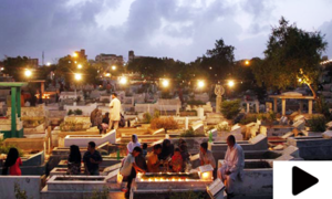 'شہریوں کے تحفظ کیلئے شب برات پر قبرستان جانے پر پابندی'