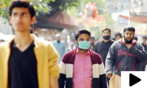 کورونا وائرس پاکستان میں تیزی سے پھیلنے پر چینی طبی ماہرین کا اظہار تشویش