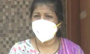کورونا وائرس: ماں سے ملنے کیلئےتڑپتی بچی کی ویڈیو نے سب کو رلادیا