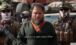 Pakistan asks Afghanistan to hand over IS-Khorasan leader