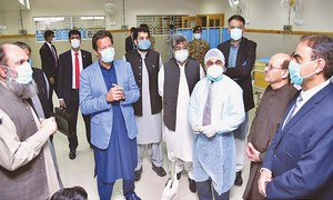 Lockdown to badly affect Balochistan due to poverty: PM