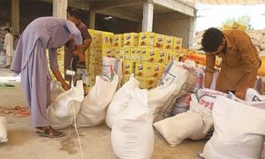 Probe shows underweight, substandard ration supplied to Sindh govt