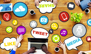 Social media outlets see surge in number of Pakistani users