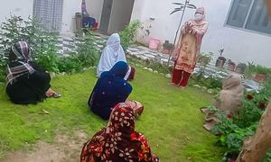In Swat, a group of brave women is ensuring no suspected Covid-19 case goes undetected